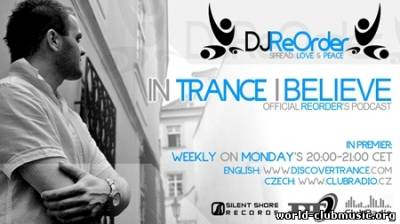 ReOrder - In Trance I Believe 178 (20-05-2013)